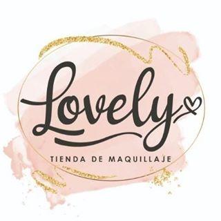 Logo de LOVELY Tienda de maquillaje💄💗👑