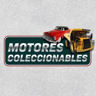 Logo de Motores Coleccionables 🛵🏎🚗🚕🛩