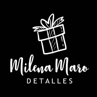 Logo de 🎁 Milena Maro Detalles 🎀