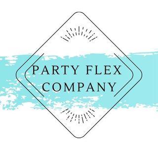 Logo de Party Flex Company
