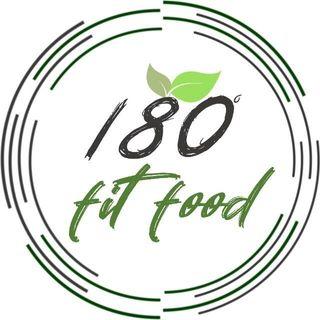 Logo de 180 FIT FOOD