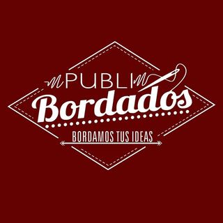 Logo de PubliBordados y Estampados