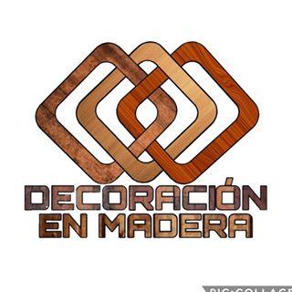 Logo de DECORACION EN MADERA 📐🛠✏