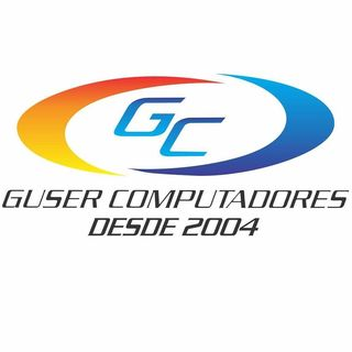 Logo de Guser Computadores