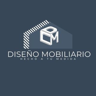 Logo de Diseño Mobiliario CMD