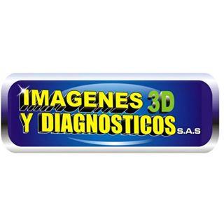 Logo de Imágenes 3D y Diagnósticos SAS