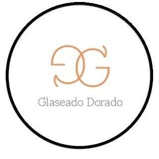 Logo de Glaseado Dorado