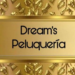 Logo de DREAM'S PELUQUERIA 💅🏻👧🏻