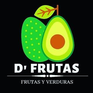 Logo de D' FRUTAS  🥑