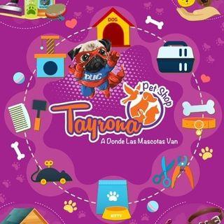 Logo de Tayrona PetShop