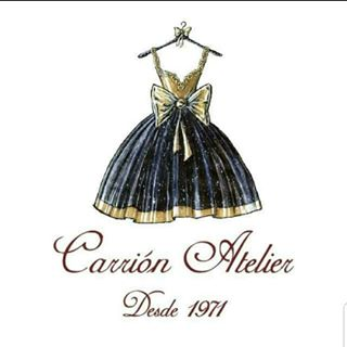Logo de Carrion Atelier NOVIA FIESTA