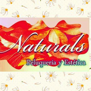 Logo de Natural's peluquería y Estétic