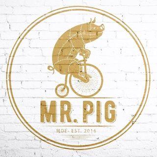 Logo de Mr. PIG
