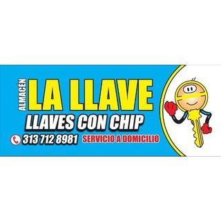 Logo de ALMACEN LA LLAVE