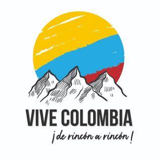Logo de VIVE COLOMBIA