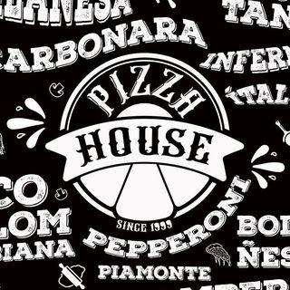 Logo de PIZZA HOUSE