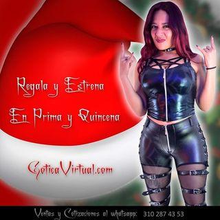 Logo de Gótica Virtual Colombia
