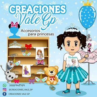 Logo de creaciones_vale_gp