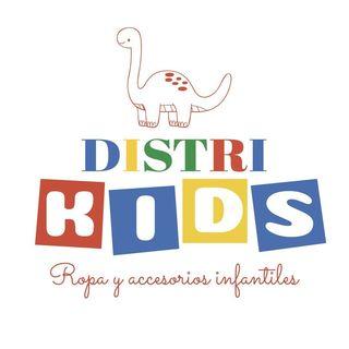 Logo de Ropa infantil Distrikids