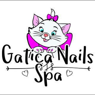 Logo de Gatica Nails Spa 💅