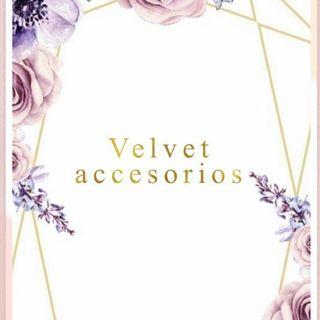Logo de Velvet accesorios✨