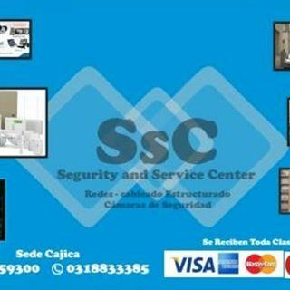 Logo de Segurity and Service Center