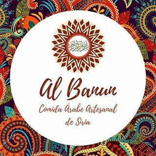 Logo de Al Banun Comida Arabe de Siria