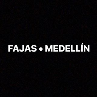 Logo de • F A J A S 💧M E D E L L I N .