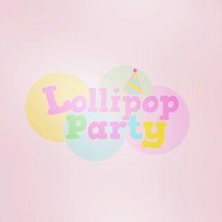 Logo de lollipop party