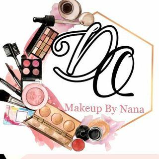 Logo de Makeup  By Nana Quintero