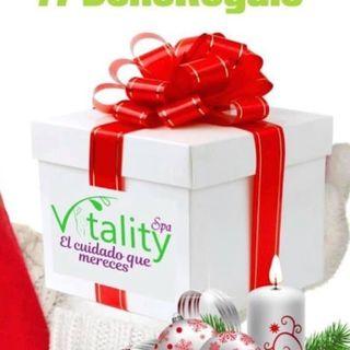 Logo de Vitality Spa