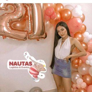 Logo de Nautas Logistica Y Eventos