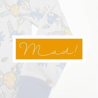 Logo de MAD MODA