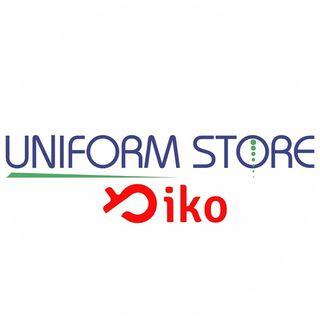 Logo de Uniformes médicos IKO