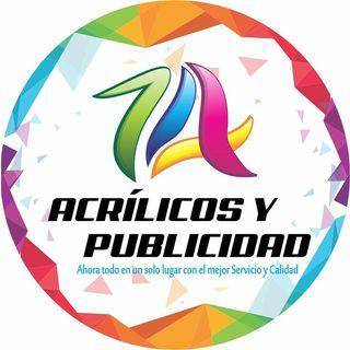 Logo de 1A Acrílicos & Publicidad