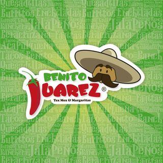 Logo de Benito Juarez Tex Mex & Marg.