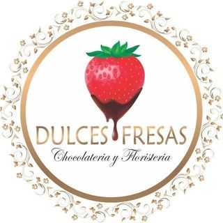 Logo de DULCES FRESAS