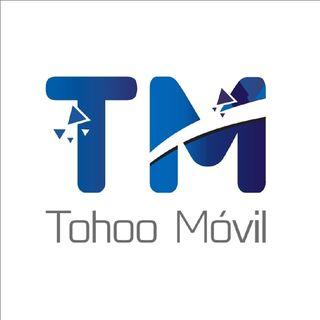Logo de Celulares - Tohoo Móvil 🔝💯