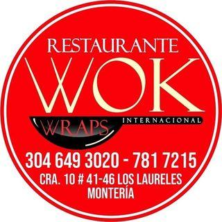 Logo de restaurante Wok Wrap
