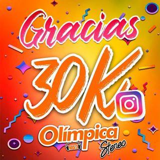Logo de Yo Escucho Olímpica 105.3 Fm
