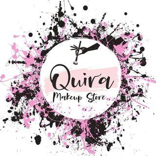 Logo de QUIRA MAQUILLAJE