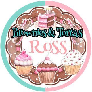 Logo de Brownies & tortas Ross