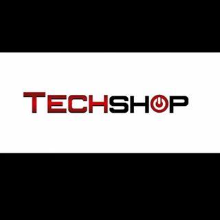 Logo de Techshop Bogotá