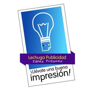 Logo de Lechuga Publicidad