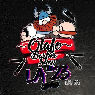 """Logo de olafo barbershop La"""" 23💈"""