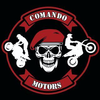 Logo de Comando Motors