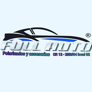 Logo de full autos pereira