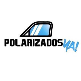 Logo de Polarizados Ya