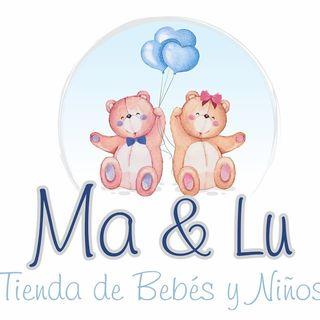 Logo de Ma & Lu🐻🐻🎀 📲3043528809