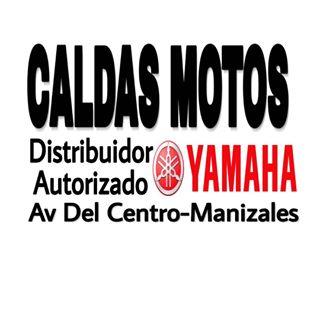 Logo de Caldas Motos Yamaha Manizales